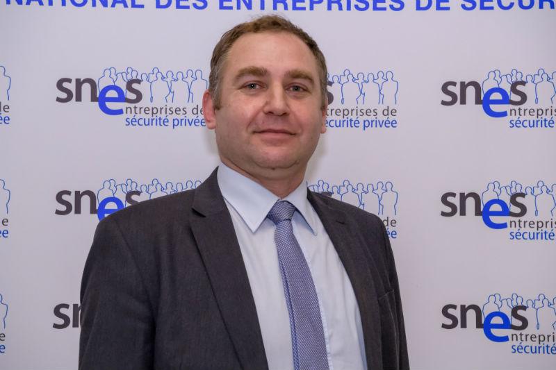 Pascal Pech est le président du Syndicat national des entreprises de sécurité (Snes). D.R