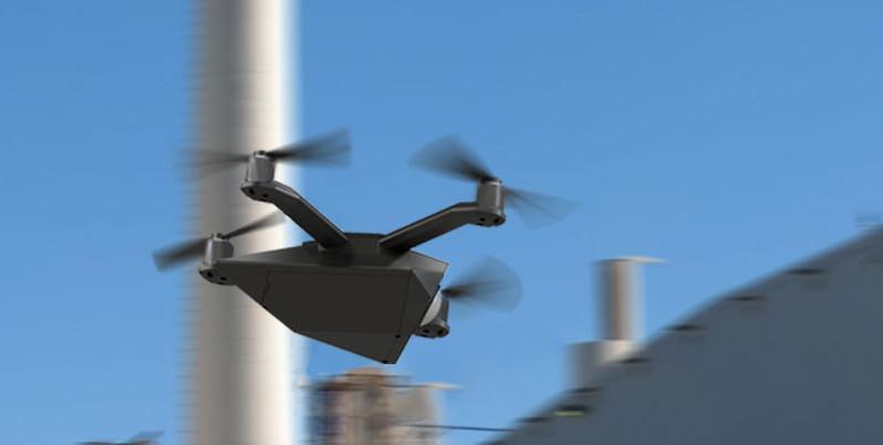 Faire des drones des robots volants et autonomes, ce concept peut devenir le socle du succès des drones de sécurité. Pixiel Security