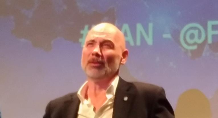 Frédéric Donck, président de l'Isoc Europe. © TCA-innov24