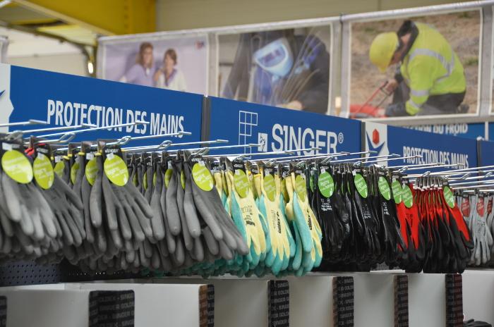 Ce magasin fait partie du réseau Cofaq qui réunit près de 600 points de vente spécialisés. © Cofaq