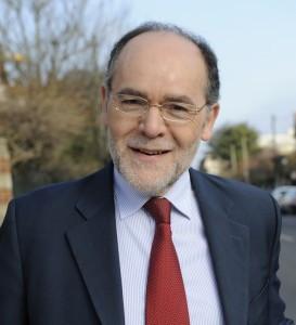Le député Gérard Sebaoun, rapporteur d'une étude sur le burn-out. © DR