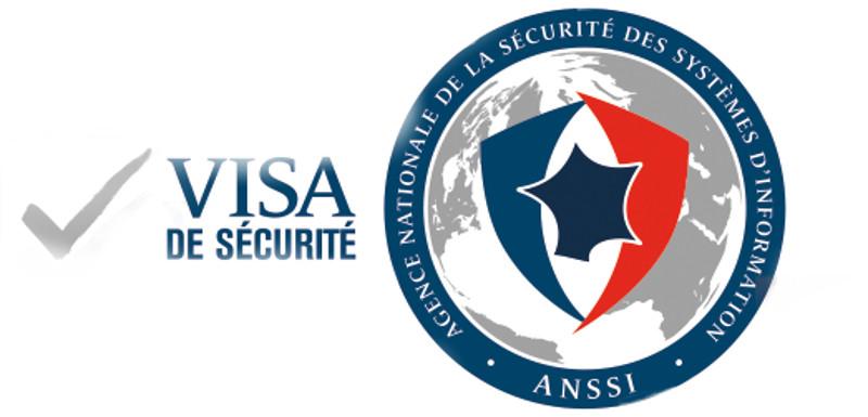 Certificat de sécurité de premier niveau (CSPN) est délivrée par l'ANSSI. © ANSSI