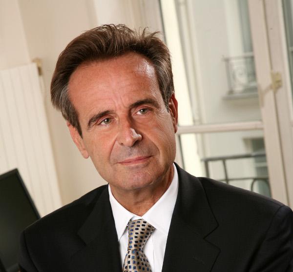 Le docteur Patrick Légeron est auteur de plusieurs rapports. © Legouhy