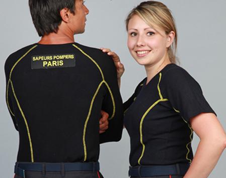 Saflex commercialise aussi des sous-vêtements d'intervention, pour hommes et femmes © DHJ International