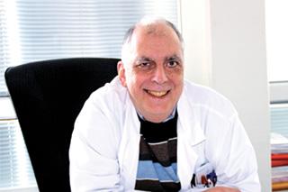 Philippe Colombat préside l'Observatoire de la QVT des professionnels de santé. © D.R.