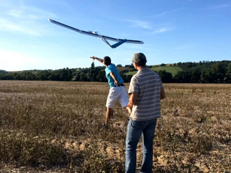 Poru gagner en autonomie, Sunbirds mise sur les technologies solaires. © Sunbirds