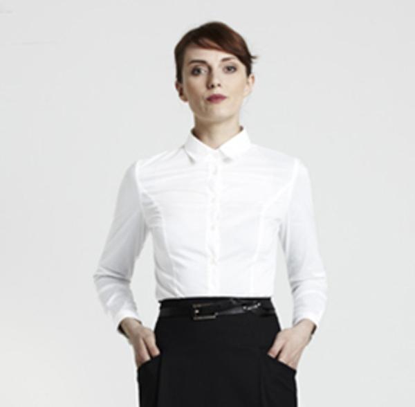 Ces chemises haut de gamme en textile Induo sont utilisées dans des hôtels et restaurants de luxe. © No Smoking