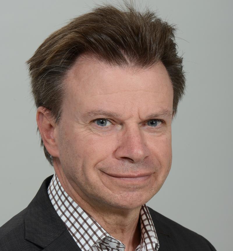 Alain Bouillet, président du Club des experts de la sécurité de l'information et du numérique (Cesin). © Cesin