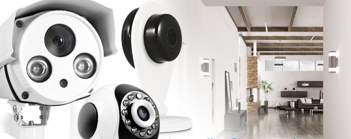 Ces système de vidéoprotection résidentiels sont vendus aussi bien en grandes surfaces spécialisées que sur Internet. © Avidsen