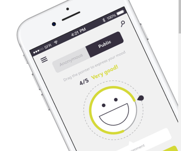 ZestMeUp analyse l'humeur et le Feedback des salariés. DR