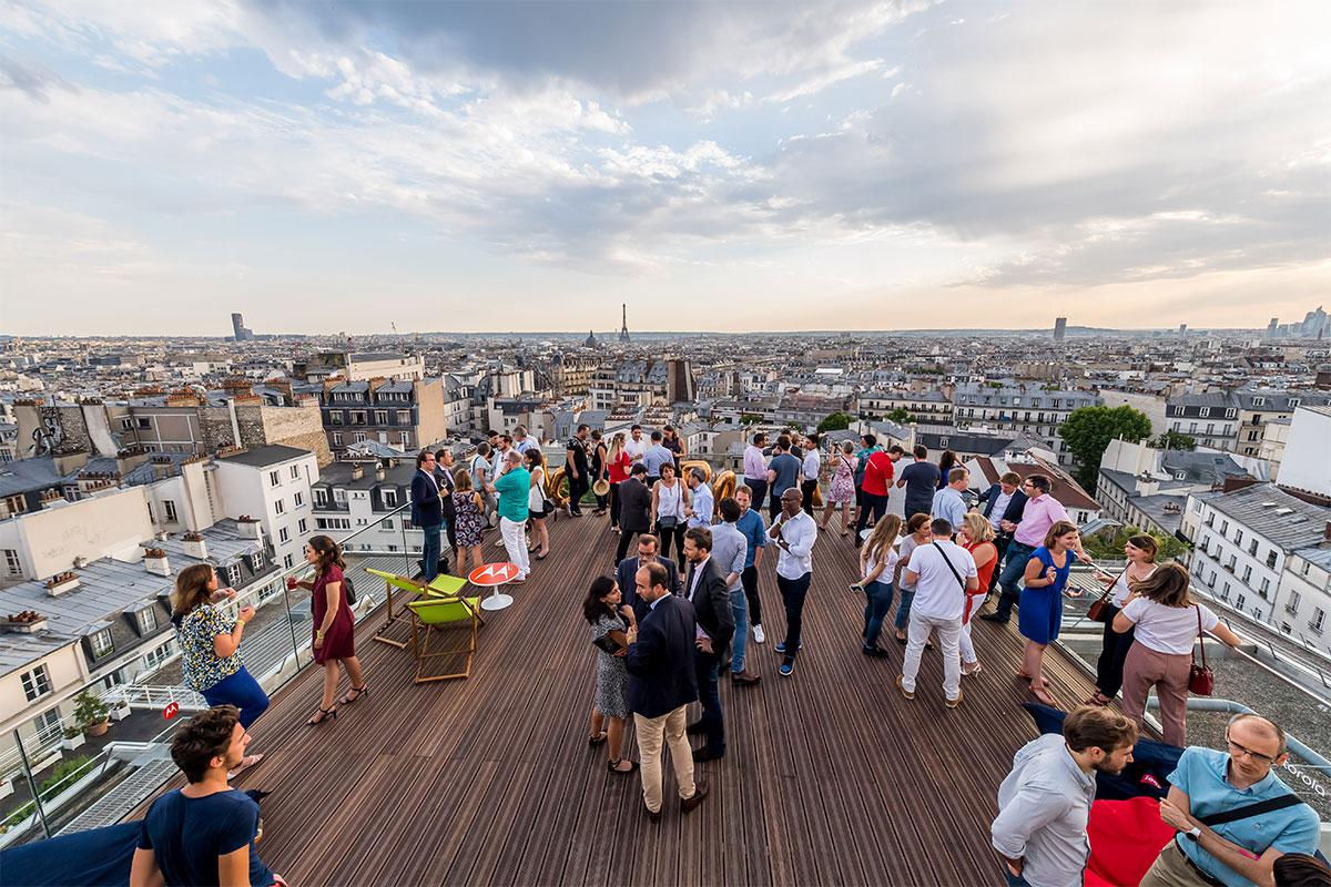 Le CDSE Lab va organiser son Odyssée au Dernier Etage à Paris le 4 juillet prochain. ©Le Dernier Etage