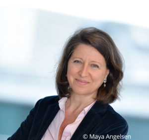 La ministre Agnès Buzin