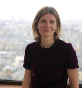 Isabelle Hilali, cofondatrice du conseil d'administration du Healthcare Data Institute