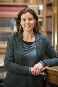 Portrait de la députée Charlotte Lecocq