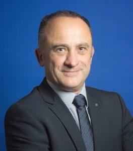 Photo d'Olivier Edieu, président d'ExoKare