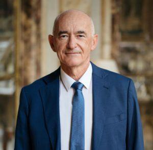 Pierre Grard, président de l'IEESSE et directeur de la sûreté de Bouygues Construction ETDE.