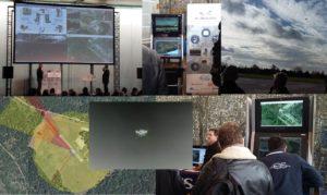 Le système de Boreades permet de cisualiser, de localiser et de neutraliser les drones illicites.