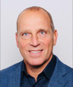Photo de Franck Tchavouchian, président de l'OPSE et d'OCPR Events.