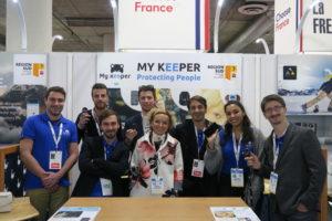Photo de l'équipe de Mykeeper