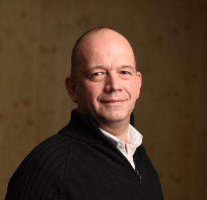 Portrait d'Yves Le Corfec