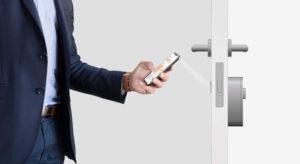 havr-securise-le-pilotage-des-serrures-electromécaniques-avec-la-lumiere-du-smartphone.