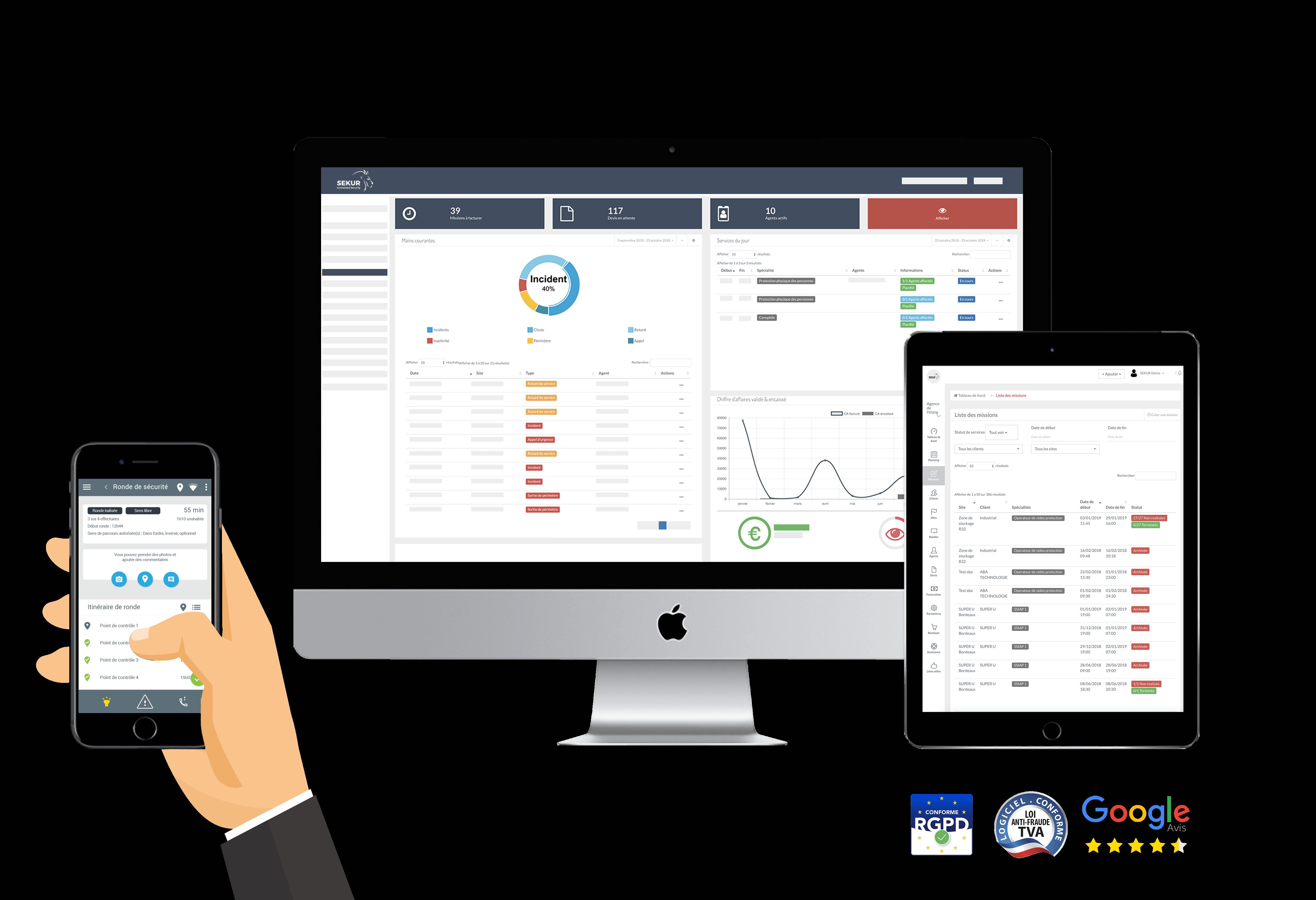 cette-application-se-compose-d-une-plateforme-cloud-qui-digitalise-les processus-de-l-entreprise-et-d-une-application-smartphone-de-terrain-pour-l-agent-de-securite.