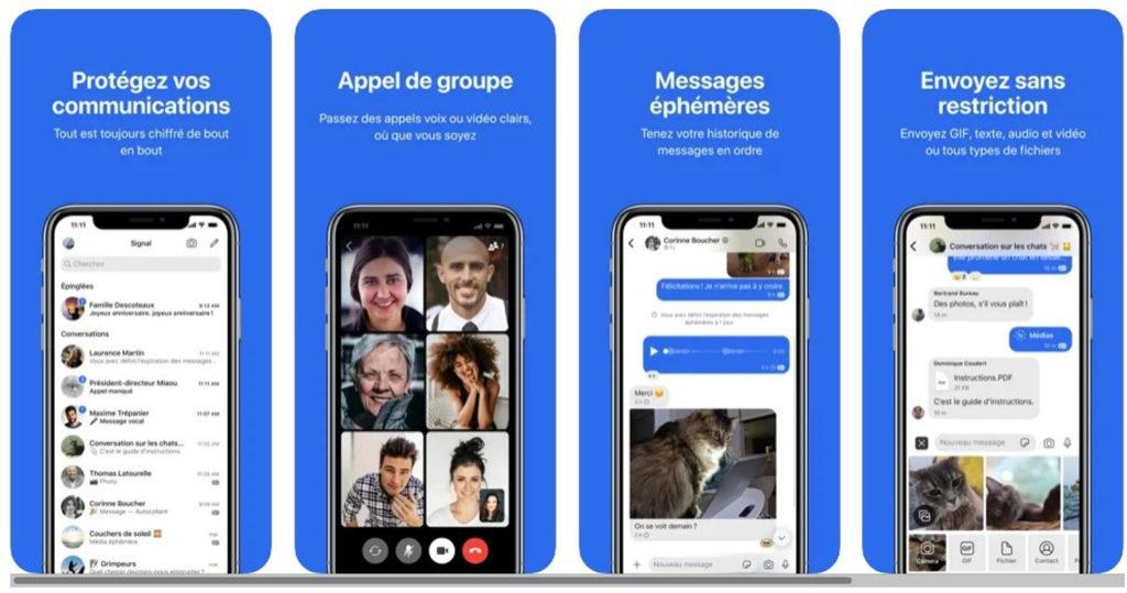 refusant-que-leurs-donnees-personnelles-soient-partagees-par-Facebook-les utilisateurs-de-whatsapp-sont massivement-partis-vers-l-application-signal.