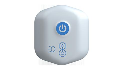Applique-sur-la-pea-ce-bouton-collable-transmet-ses-donnees-a-une-application