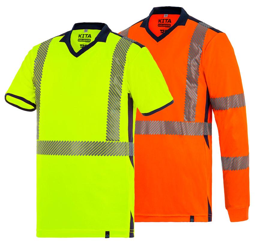 le-t-shirt-haute-visibilite-se-decline-en-jaune-et-orange-fluo